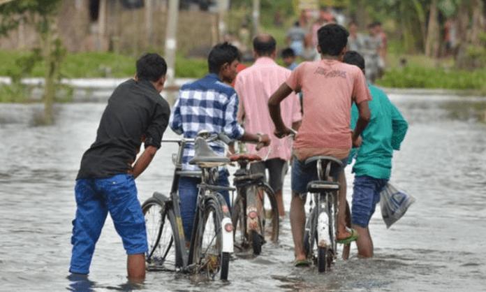 Rain, floods wreak havoc in Nepal; scores die and missing