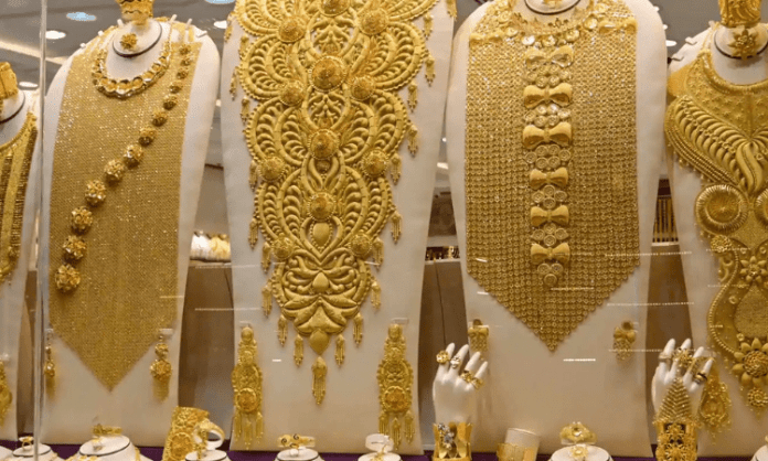 GST payable only on profit earned from resale of gold jewellery