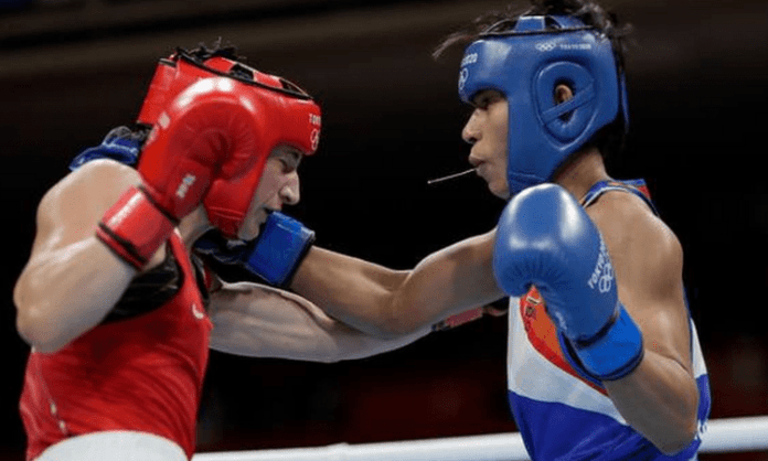Olympics: Boxer Lovlina in semis, assures India a medal