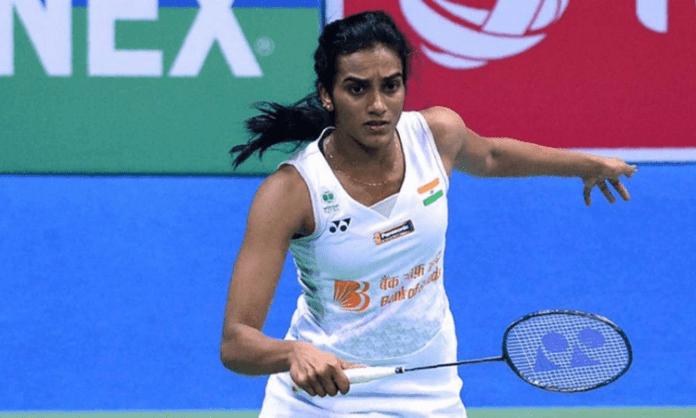 Olympics: Sindhu storms into women's badminton semi-finals