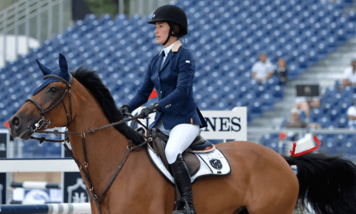 Bruce Springsteen's daughter all set for Olympics debut in equestrian