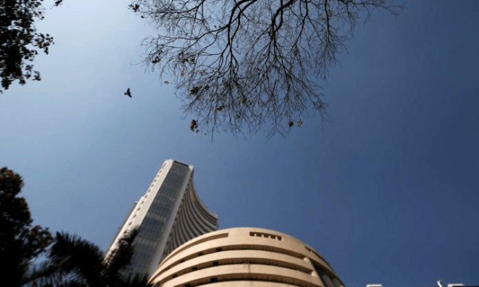 Equity indices rise, investors eye retail inflation, IIP data