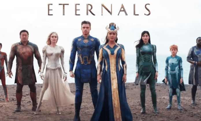 'Eternals' to see Diwali release in India