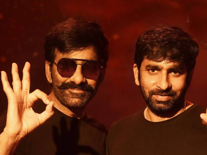 Gopichand Malineni with Ravi Teja