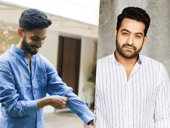 Anirudh is excited to compose music for NTR!