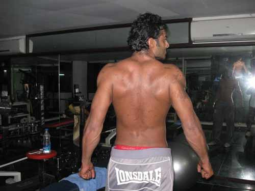 Image result for prabhas shirtless