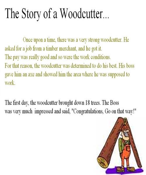Funny Short Story Jokes : funny, short, story, jokes, Woodcutter, Story, Funny, Jokes, Stories, Jokea