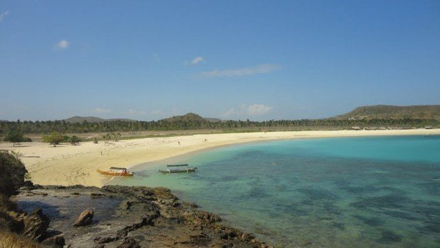 Bali Baru di Tanjung Aan