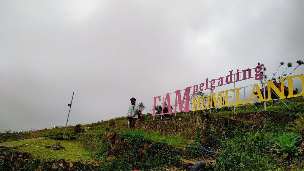 l'Ampelgading Homeland