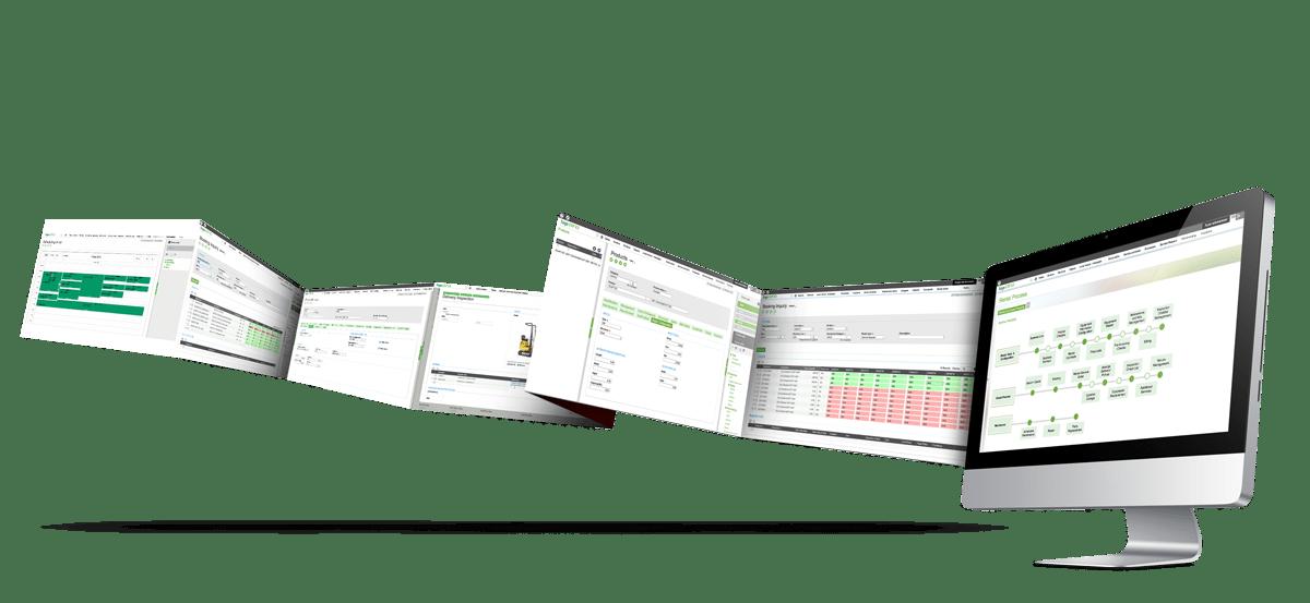 Rental Management System for Sage X3