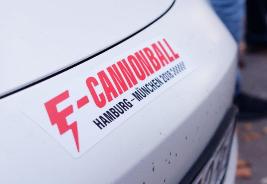 E-Cannonball 2018 – Bildergalerie & Ergebnisse