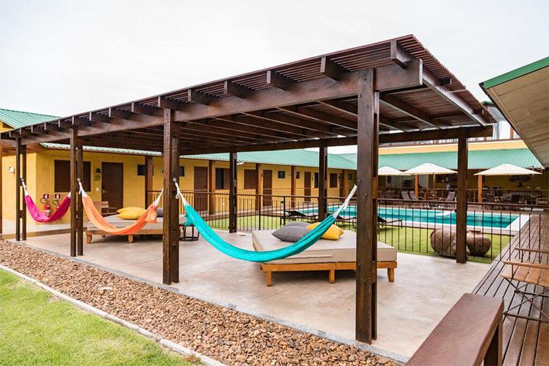 Hotel Sustentável em Bonito