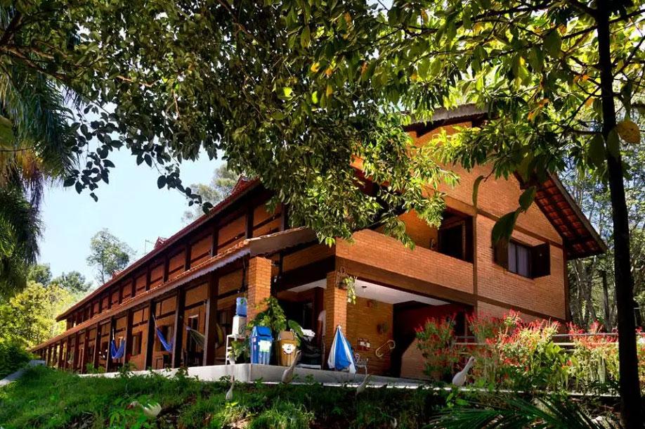 Hotel Fazenda sustentável no interior de São Paulo