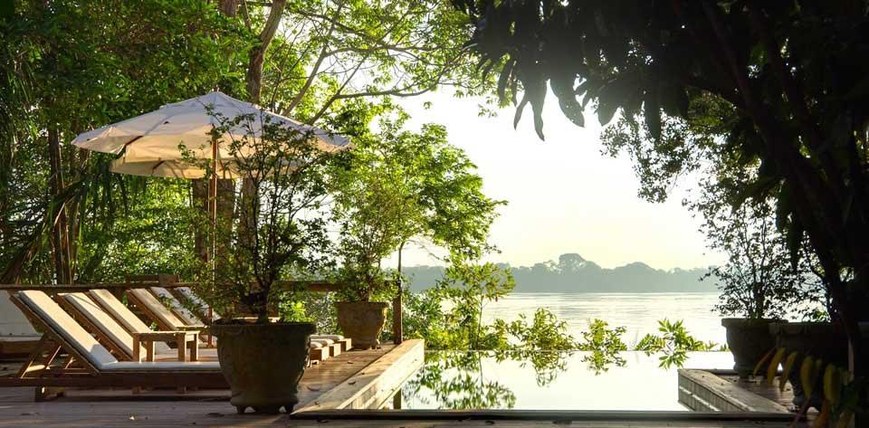 Contato com a natureza e tranquilidade bem próximos a Manaus