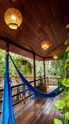O Manati Lodge acredita que turismo responsável como o único e verdadeiro caminho para a sustentabilidade