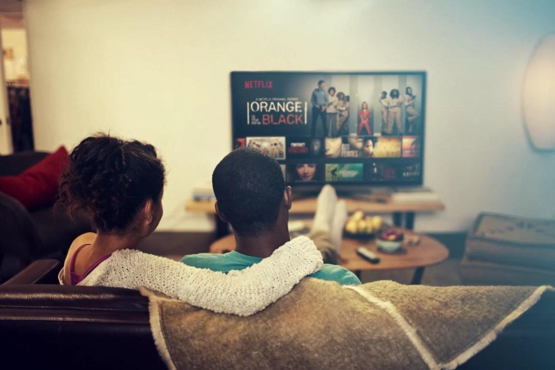 Casal Netflix Trair