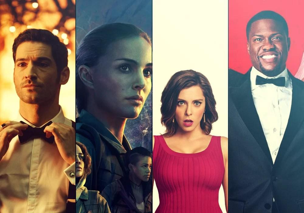 Lançamentos Netflix Março terceira semana