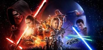Star Wars Episódio VII - O Despertar da Força netflix