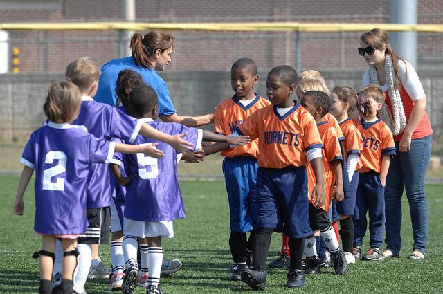 bakat anak olahraga