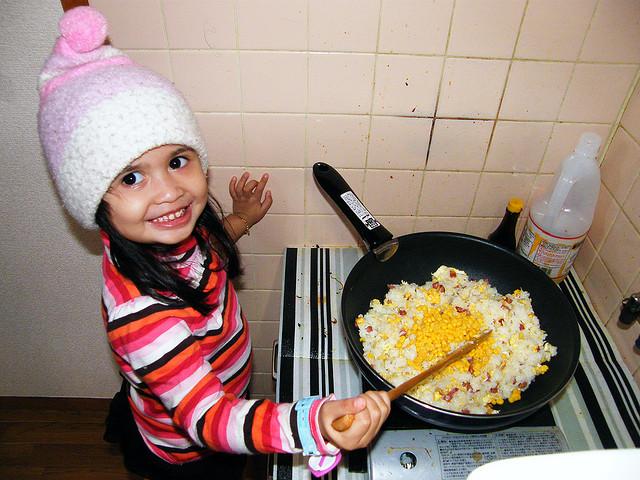 bakat anak meningkatkan kreativitas anak