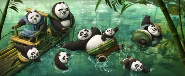 Pelajaran Bakat Kungfu Panda
