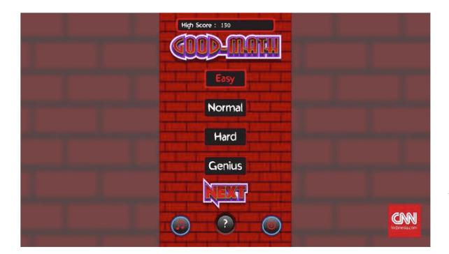 Bocah 10 Tahun Membuat Aplikasi Matematika yang Menyenangkan