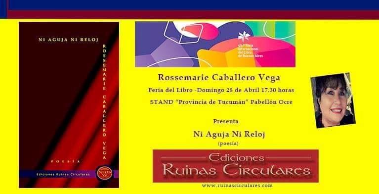 APROXIMACIÓN A LA 45ª FERIA  INTERNACIONAL DEL LIBRO DE BUENOS AIRES Imagen 2
