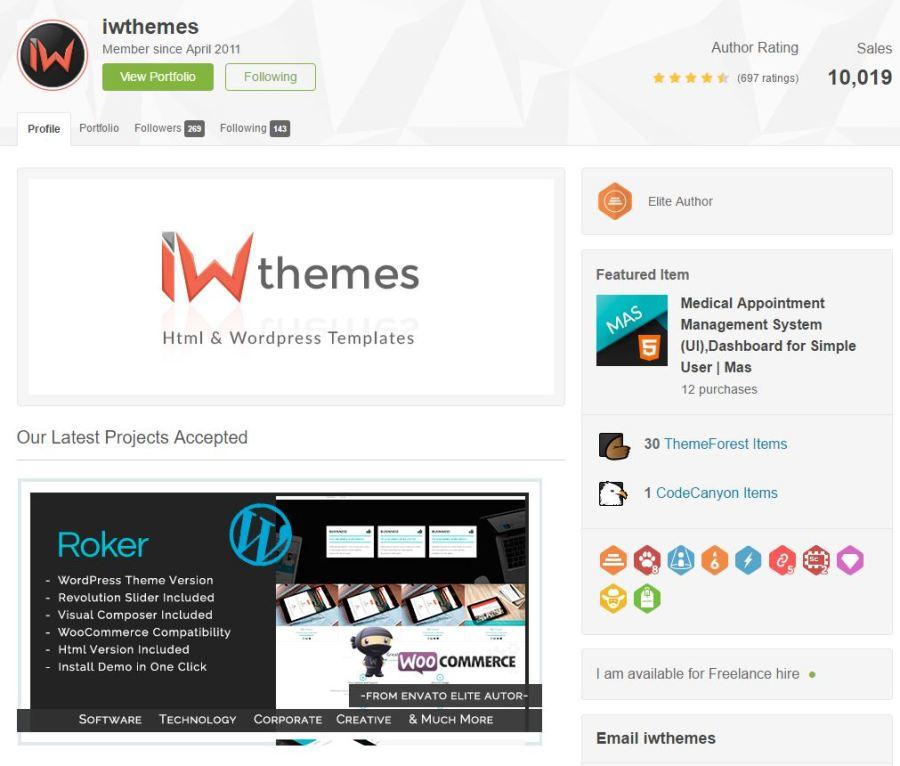 Temas WordPress en español