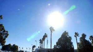 Heatwave in Los Angeles