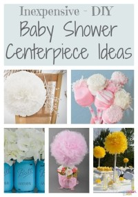 DIY Baby Shower Decorating Ideas  The Typical Mom