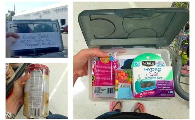 Care Package Ideas The Typical Mom