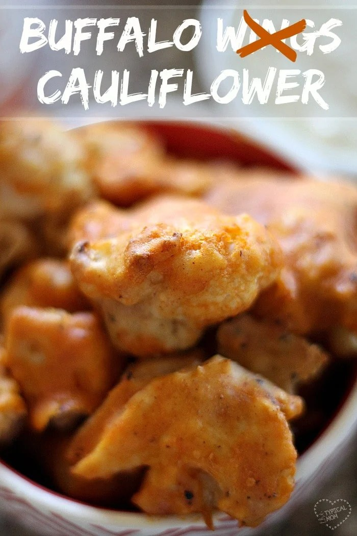 Baked cauliflower recipe  The Typical Mom