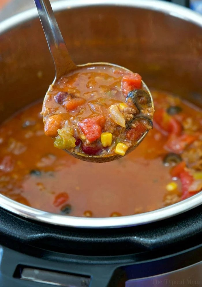 Easy Instant Pot Taco Soup Recipe The Typical Mom