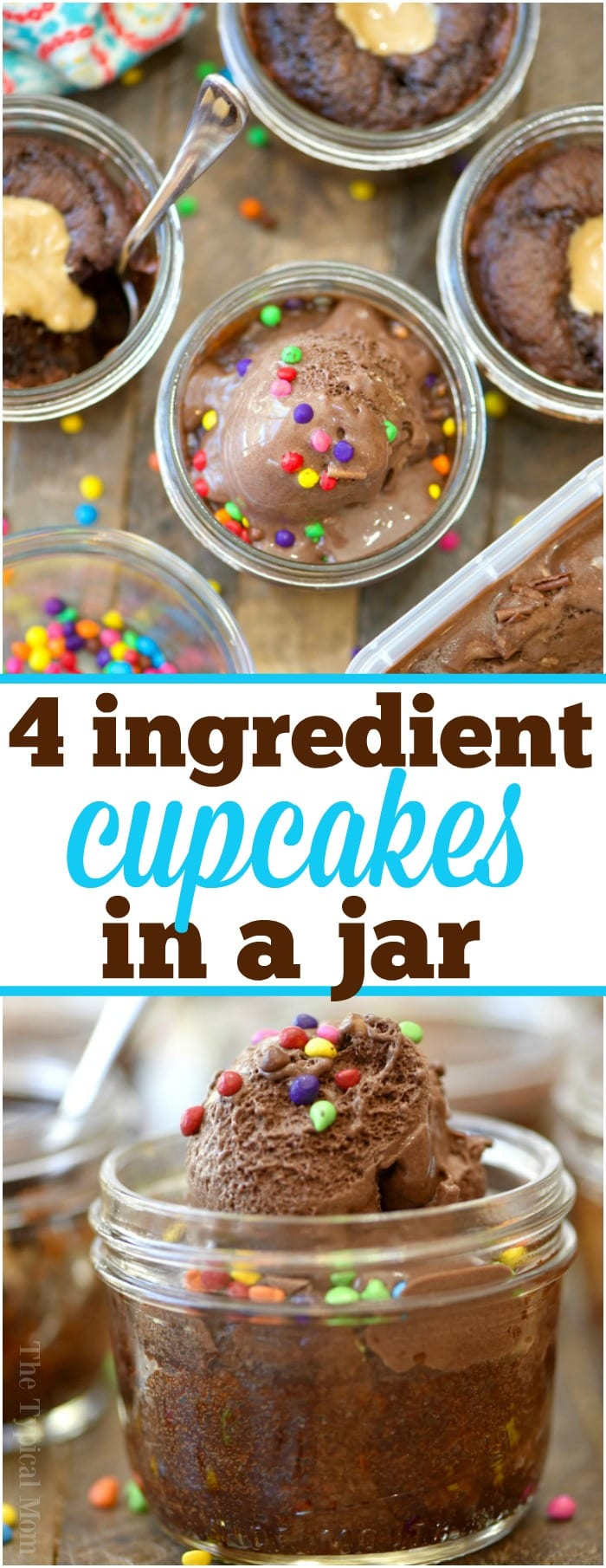 Cupcakes In A Jar 183 The Typical Mom