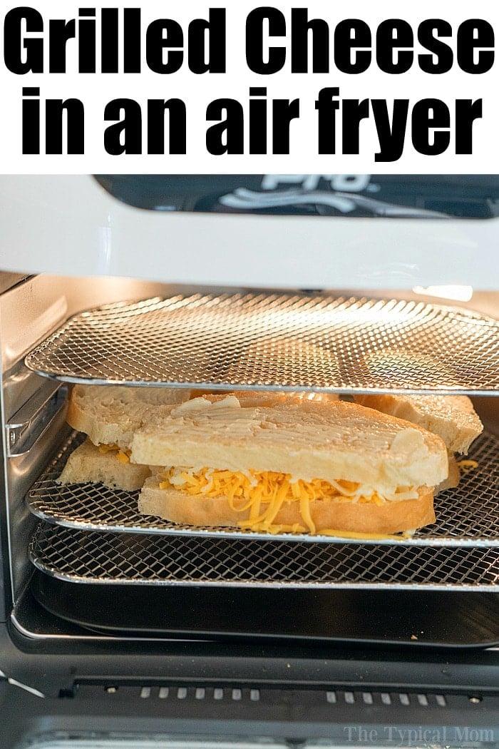 ninja foodi grilled cheese sandwich