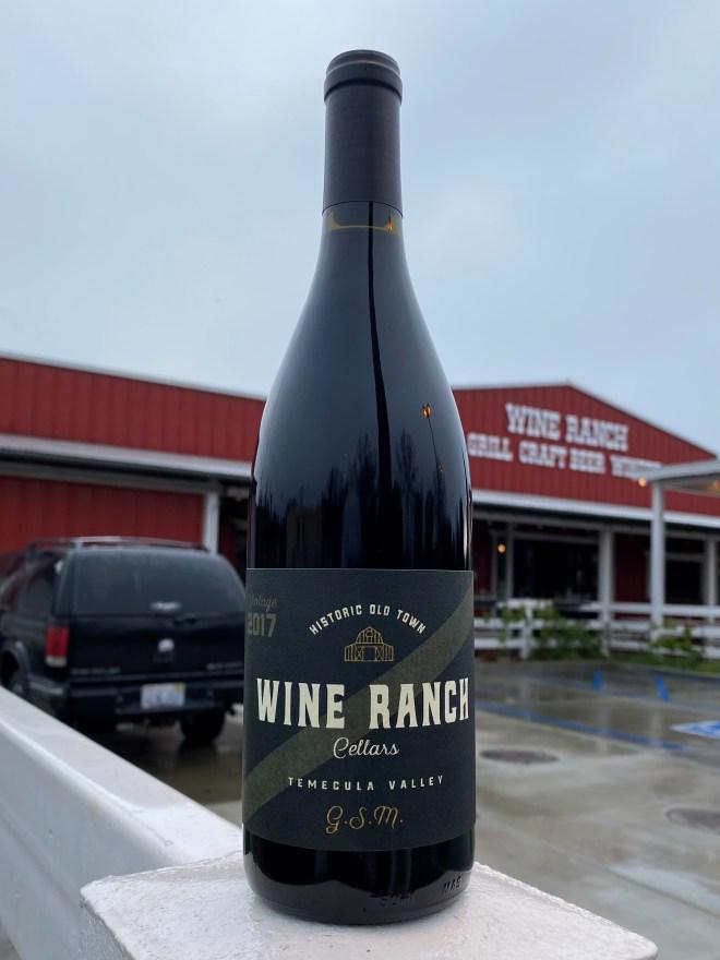 Wine Ranch Cellars 2017 GSM