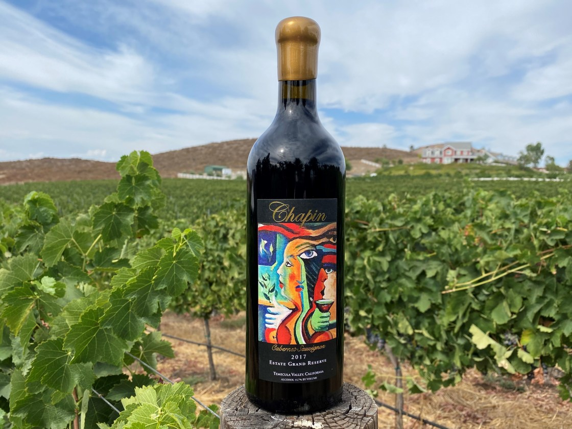 Chapin 2017 Cabernet Grand Reserve