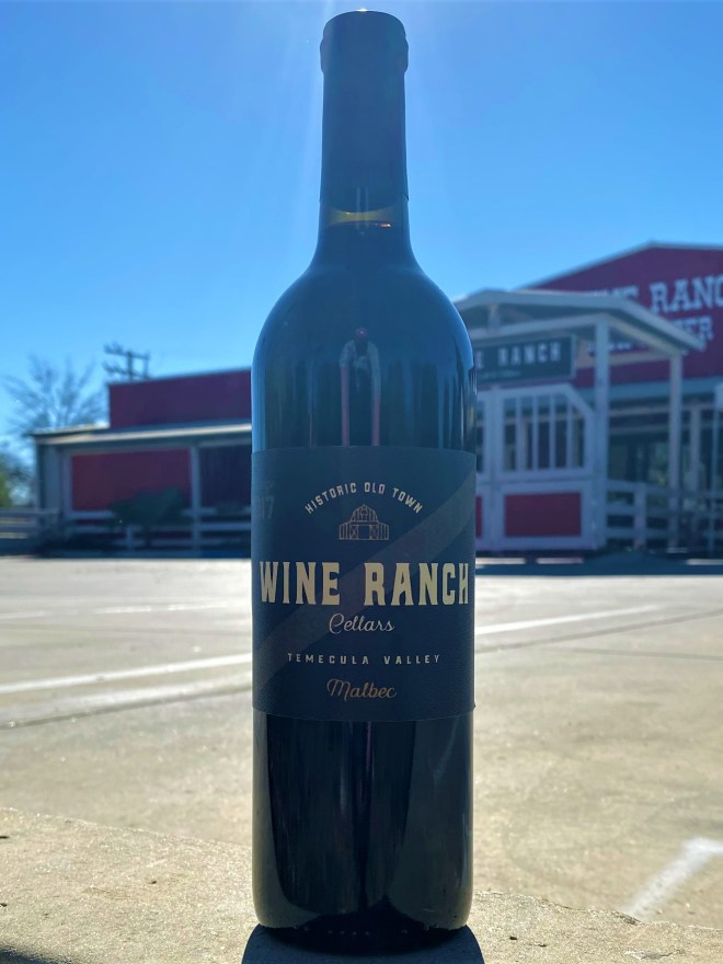 Wine Ranch Cellars 2017 Malbec