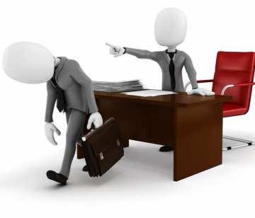 Tindakan Jika Dibuang Kerja