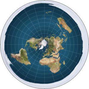 Bumi Bukan Sfera