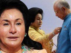klip video Whatsapp Rosmah Mansor