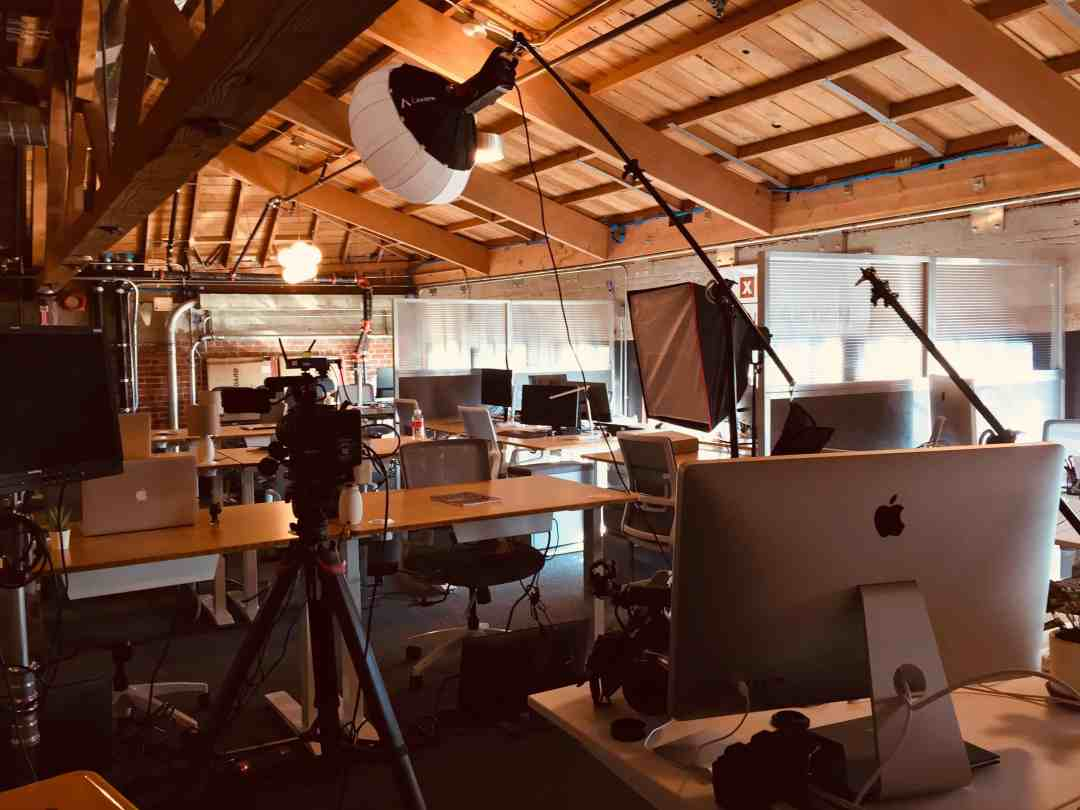 Film production space