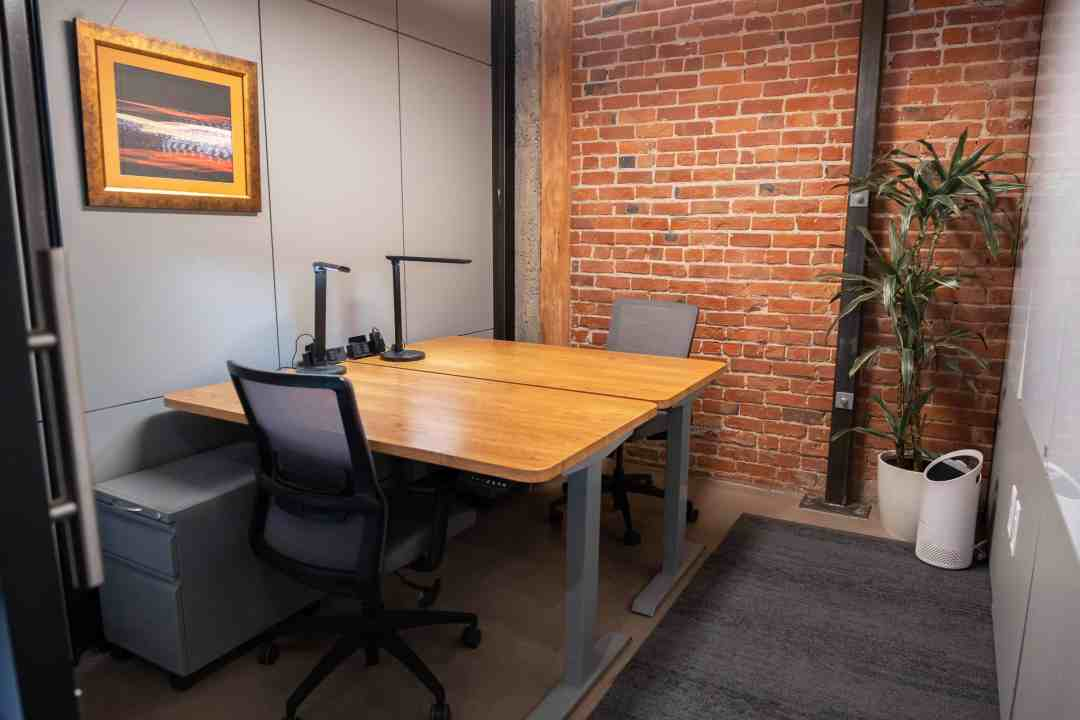 Private workspaces