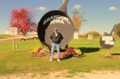 Largest Frying Pan In Iowa-Brandon