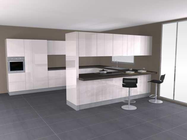 Cucina Scavolini Scenery - Idee per la progettazione di decorazioni ...