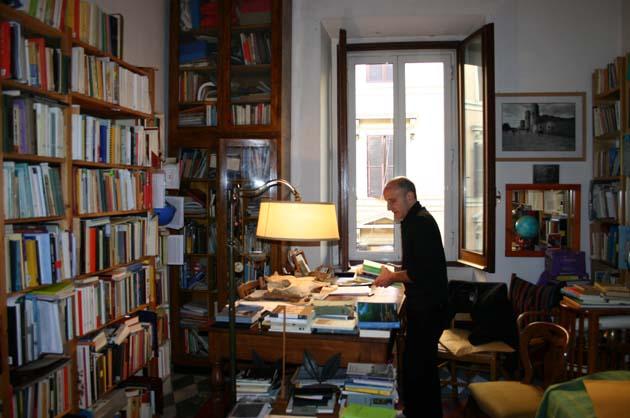 A casa di Giuseppe Cederna  Casa  Design