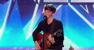 15 year old James Smith sings Nina Simone s Feeling Good   Britain s Got Talent 2014   YouTube