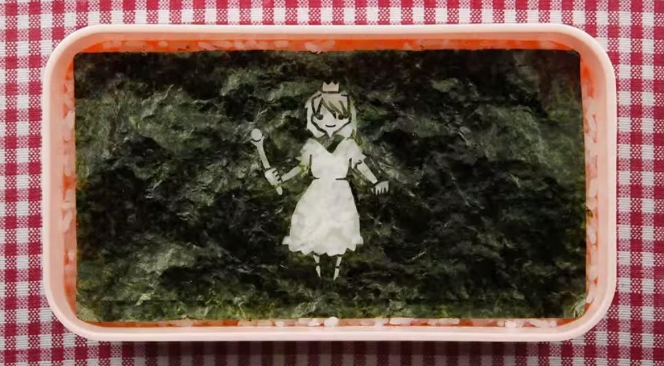 ☆ファンタスティック弁当☆ 〜 Seaweed Bento Animation 〜   YouTube