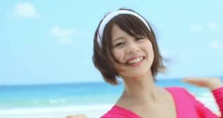 名古屋で開催されるアジアンファッションフェアーのCMモデルの脇汗が凄いと話題に