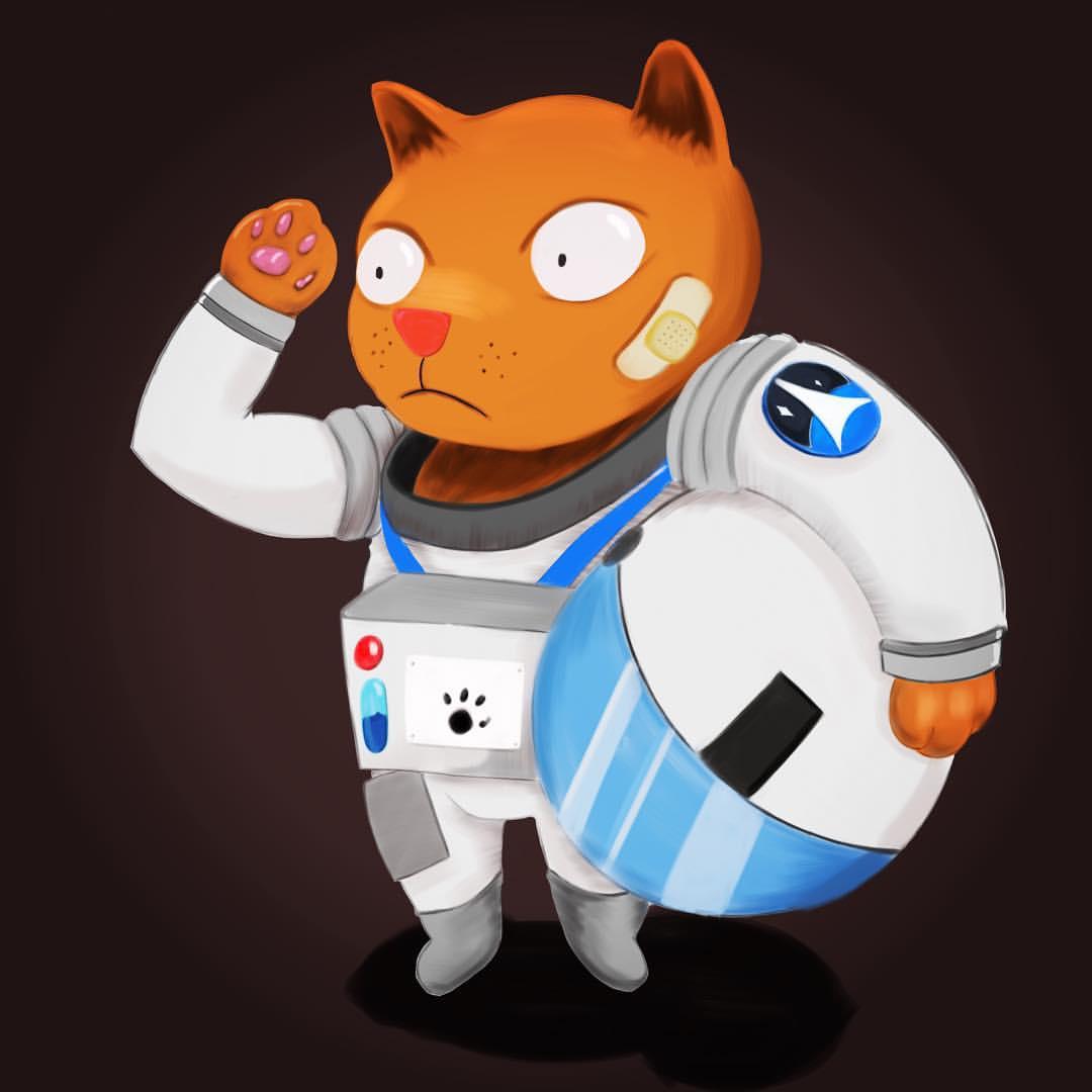 Space CATptain